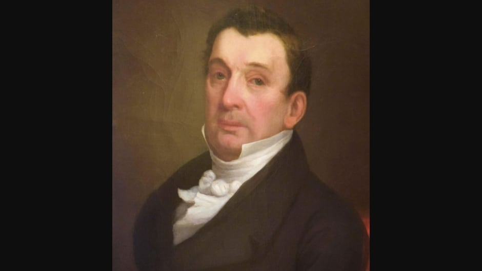 For years, officials at Massachusetts' Supreme Judicial Court being trying to identify the mystery jurist in this portrait without success.