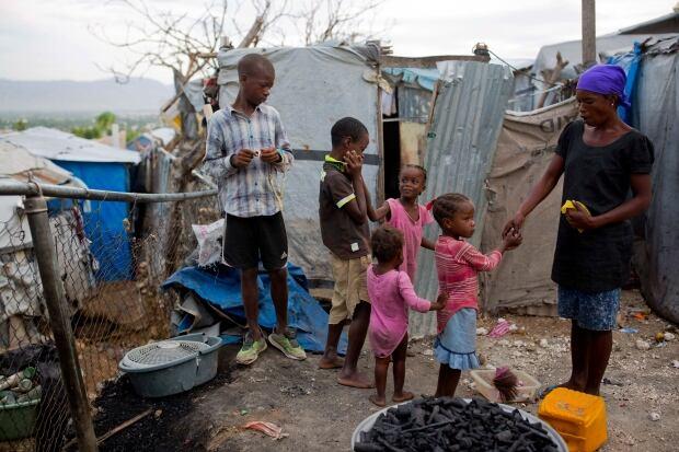 Haiti Earthquake Camp