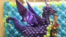 Glen Lavalley balloon dragons