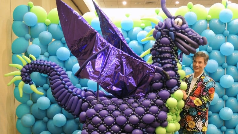 More than just hot air: Balloon dragon turns into Vegas