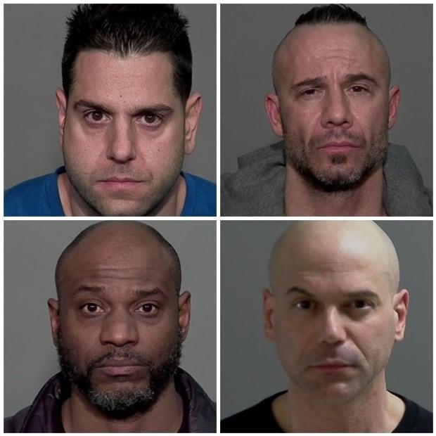 drug raid suspects