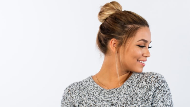 How To Nail The Elusive Messy Bun Hairstyle Once And For All Cbc Life