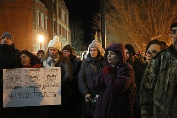 boushie vigil
