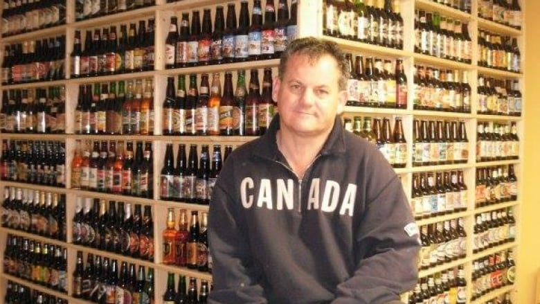 north bay man looking to turn bottle collection into beer museum