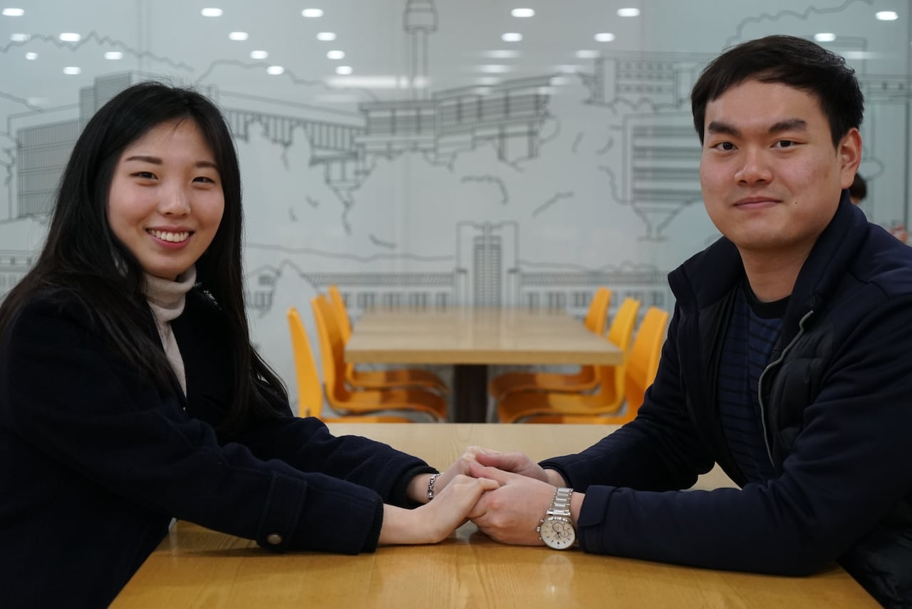 In this South Korean university course, dating isn't just for fun