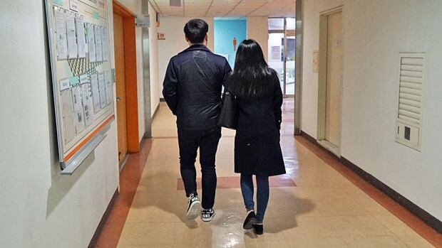 Dongguk couple