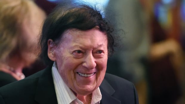 Comedianactor Marty Allen Arrives At A Memorial For Jerry Lewis At The South Point