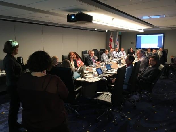 IWK board meeting