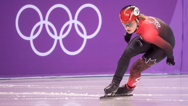 Canadian short-track speed skater Kim Boutin has won two bronze medals, in the 500 m and 1500 m, at the Pyeongchang Olympics.