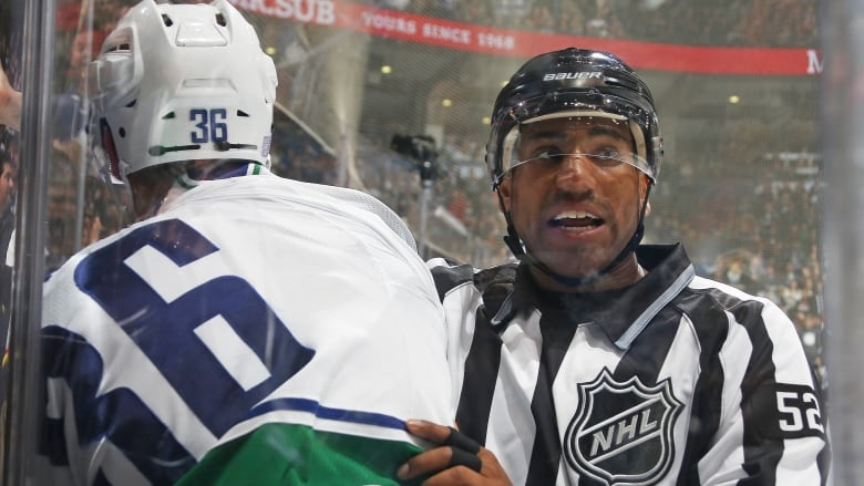 Role Models Nhl Hopes To Increase Diversity Behind Bench In