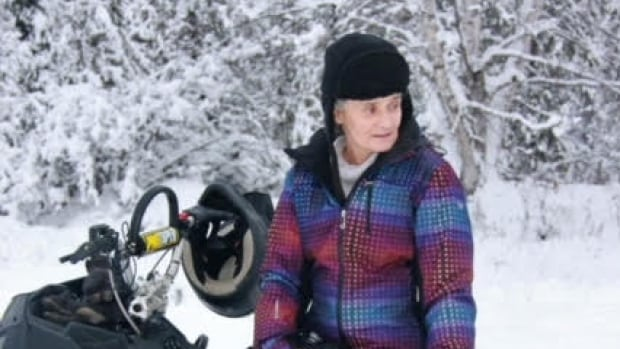 Kamloops RCMP are asking anyone with information about Thelma Vaughan, above, to contact police.