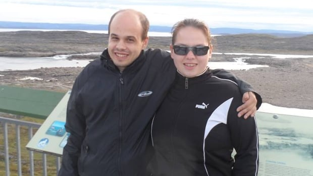 After meeting over Skype, Mike Stopka chose to follow Jenna Kayakjuak from the United States to Nunavut. They've been together ever since.