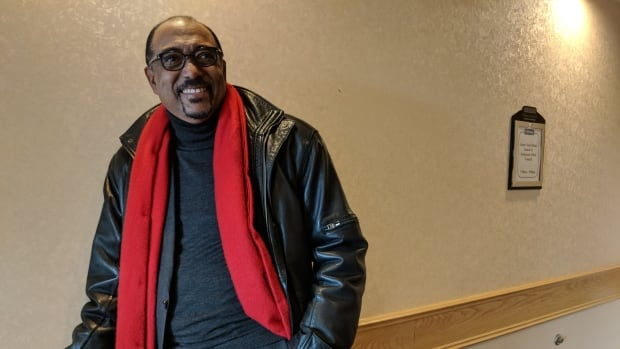 Michel Sidibé, the executive director of UNAIDS and under-secretary general of the United Nations, was in Saskatoon this week to attend the Know Your Status conference on HIV.