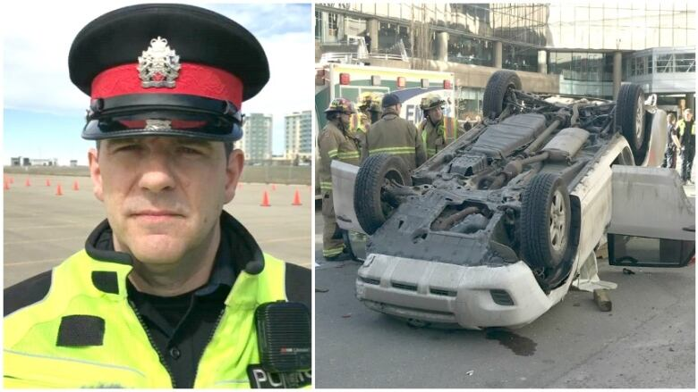 What Calgarians should do if they're involved in a car crash | CBC News