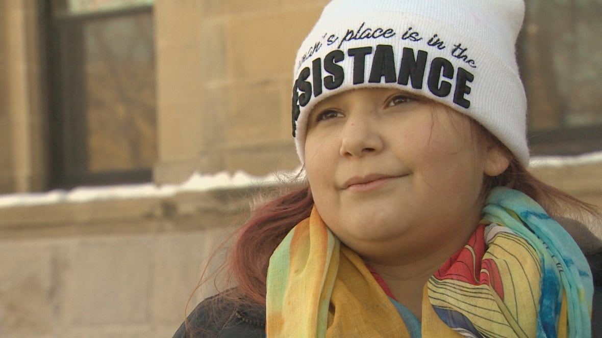 11-year-old First Nations activist says on-reserve schools get second-best