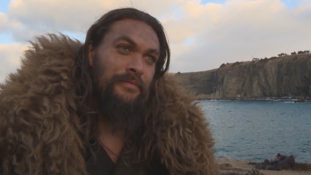 Jason Momoa is quickly becoming a great ambassador for Newfoundland and Labrador.
