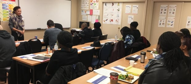 Meeting for Ontario Black Youth Action Plan