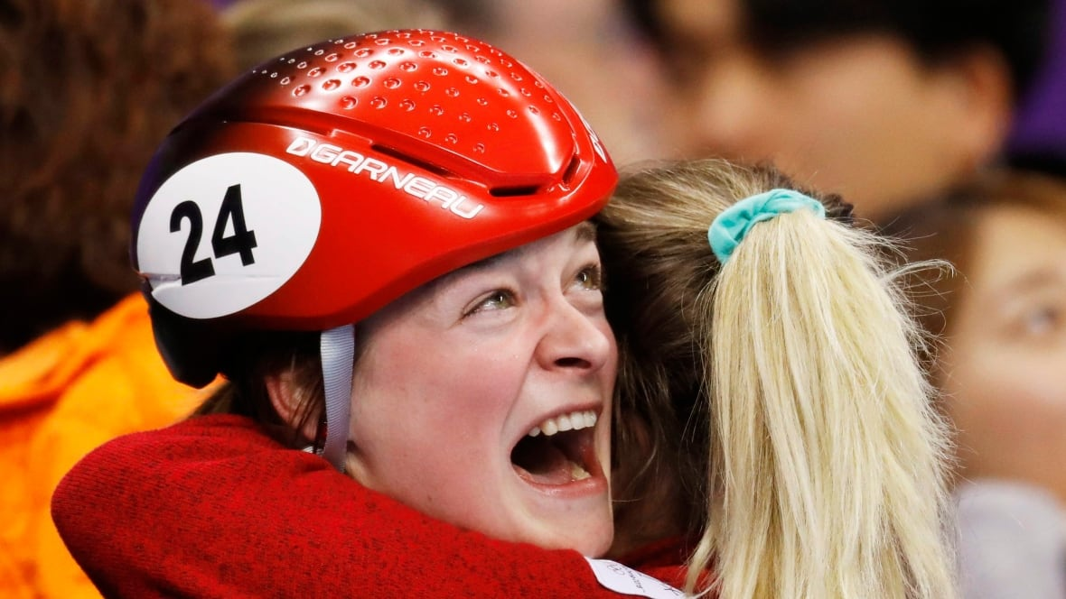 IOC calls online threats directed at Canadian medallist Kim Boutin unfortunate