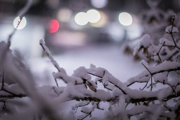 Snowfall warning in impact throughout Metro Vancouver