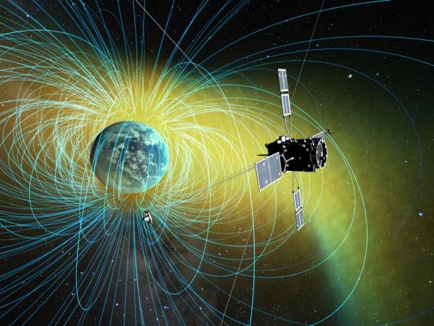 ERG Satellite