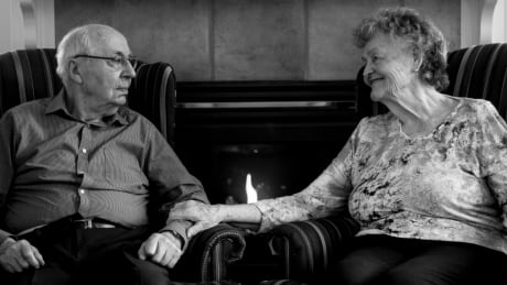 Walter & Agnes Becker have been together for 65 years