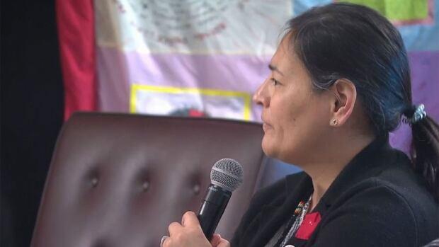 MMIWG inquiry commissioner Michèle Audette