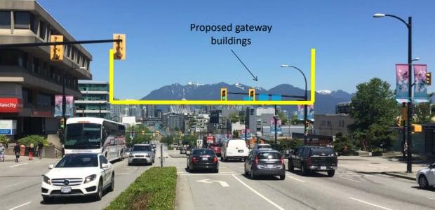 Cambie view corridors Vancouver
