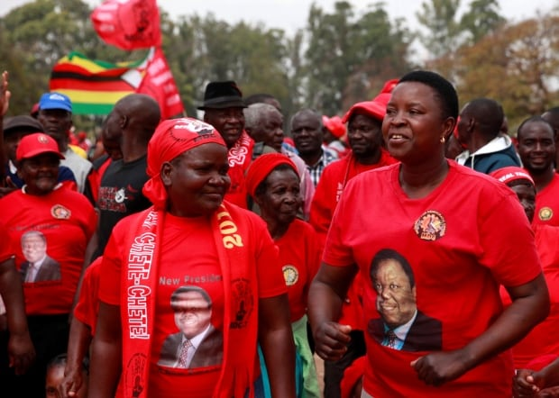 Zimbabwe's Opposition Leader, Morgan Tsvangirai dies of Cancer