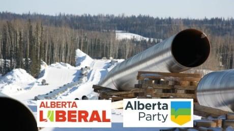 Alberta Liberal & Alberta Party logs