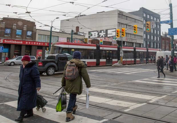 see how torontos chinatown has evolved through the