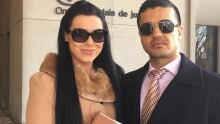 Tiffany Harvey and Hamad Anwar