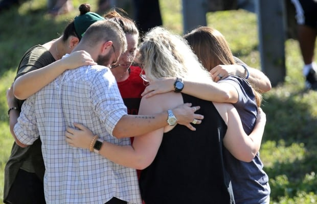 Football Coach In Florida Dies A Hero Shielding Students In School Shooting