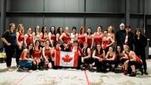 Team Canada Roller Derby