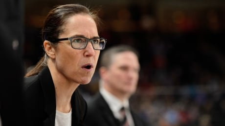 Head coach Laura Schuler is putting her stamp on Canadian women's hockey team