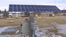Aspin Kemp solar panels PEI