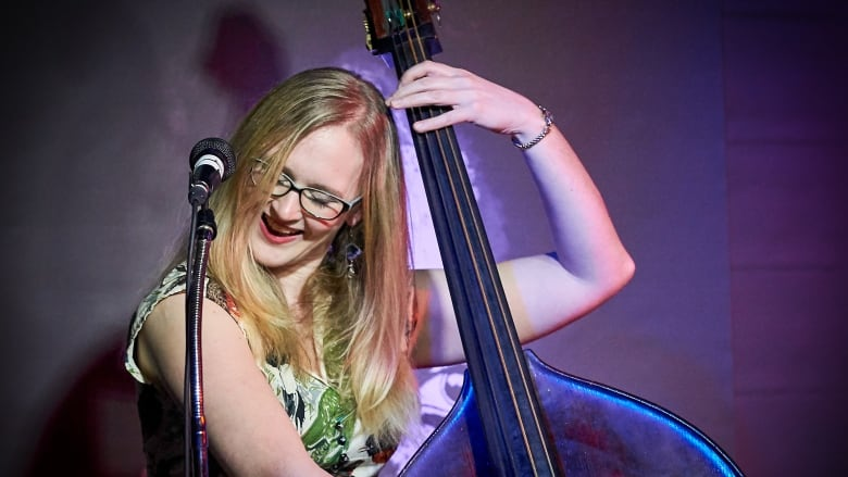 All's fair in love and jazz: B C  bassist Jen Hodge to