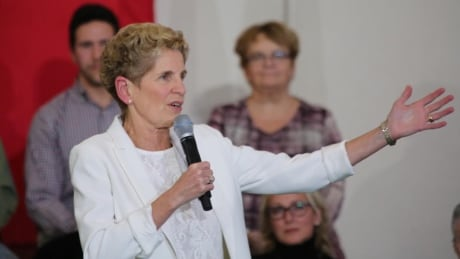 Here's what Windsor asked Kathleen Wynne during her town hall
