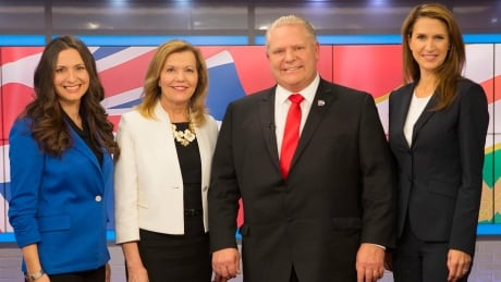 Debate proves Tanya Granic Allen will be a factor in Ontario PC leadership race