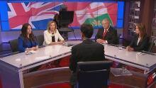 Ontario PC leadership debate