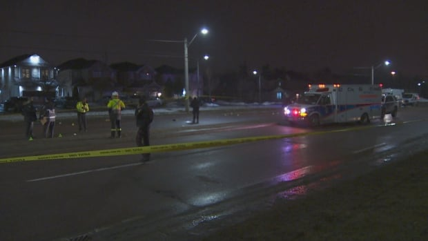 Victim identified in fatal collision in Mississauga