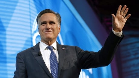 Utah Senate Romney