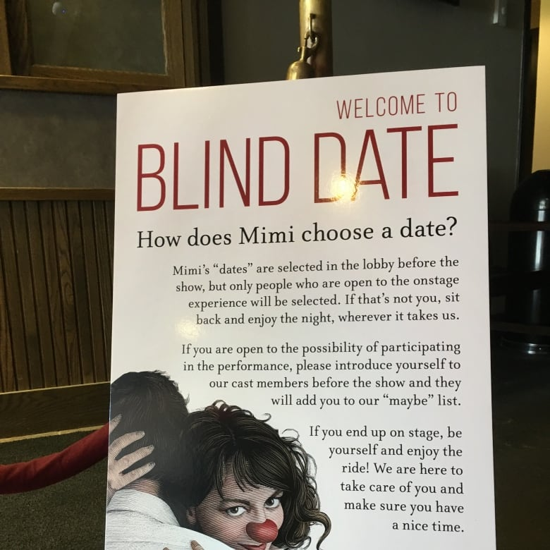 How to do a blind date