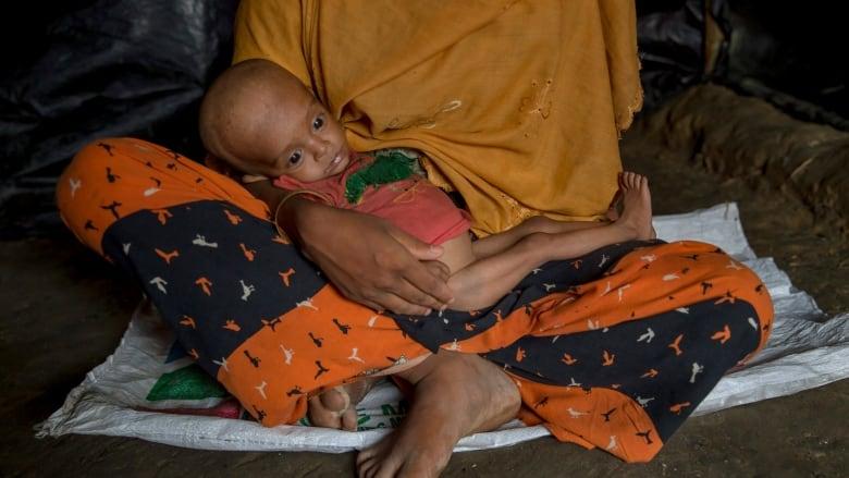 how to help rohingya canada