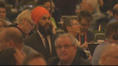 NDP Singh Convention Feb.16/18