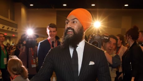 Jagmeet Singh not picking sides in pipeline battle