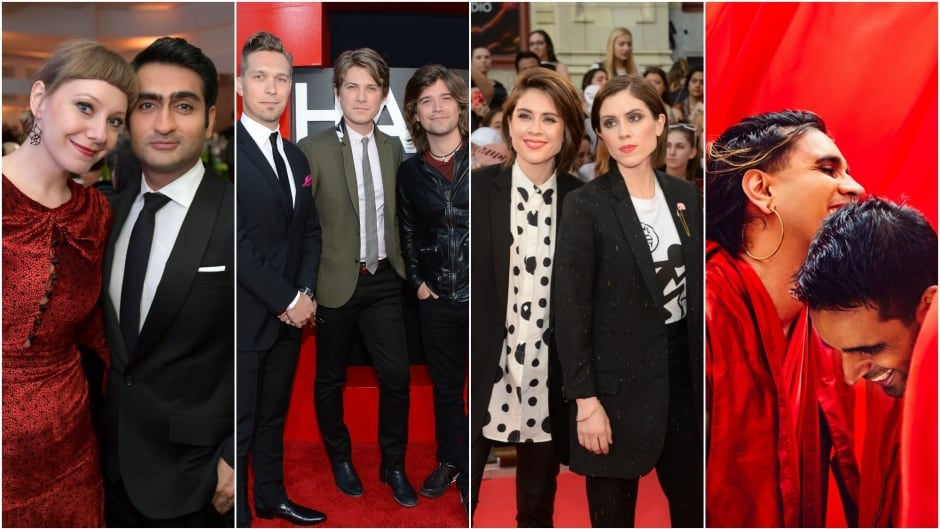 Today on q: Kumail Nanjiani and Emily Gordon of The Big Sick, pop band Hanson, indie pop band Tegan and Sara, Shamik Bilgi and Vivek Shraya of electro-pop band Too Attached.