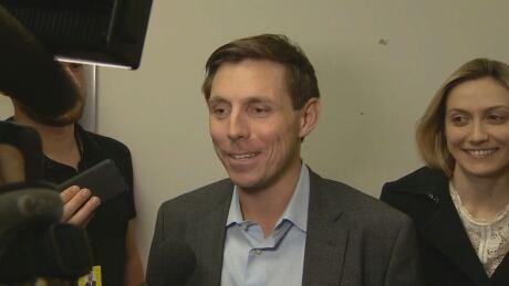 Patrick Brown leadership candidate