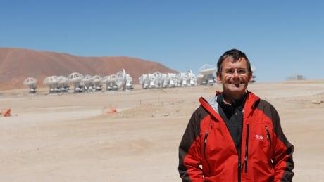 Sean Dougherty ALMA telescope