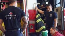 Abbotsford fire department