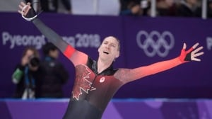 Canada on record Olympic medal pace in Pyeongchang